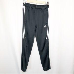 Boys Adidas Climalite Pants Youth Medium